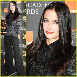 Eva Green Passes Along Her Rising Star
