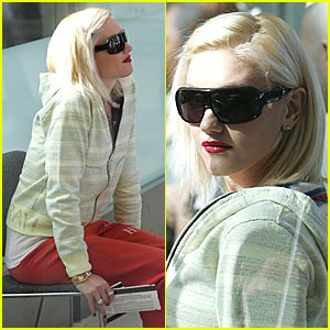 Gwen Stefani is 13 weeks pregnant with her second child, ...