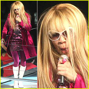 Hannah Montana: Man or Monkey?