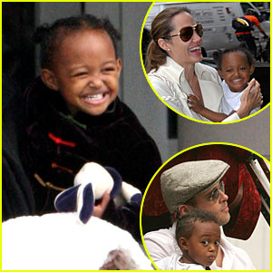 Happy Birthday, Zahara Jolie Pitt!
