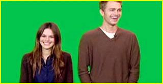 Hayden Christensen & Rachel Bilson: Teens For Jeans