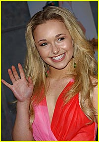Hayden Panettiere to Lead Whale Rally