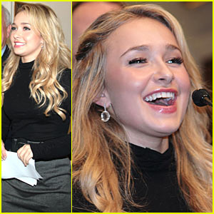Hayden Panettiere's Whale of a Tale