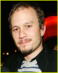 Drug Packets Found In Heath Ledger's Apartment