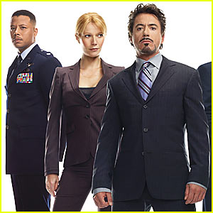 'Iron Man' Movie Stills