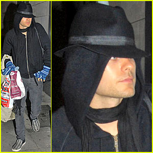 Jared Leto is the Mad Hatter