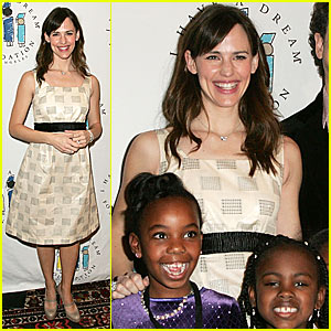 Jennifer Garner: I Have a Dream!