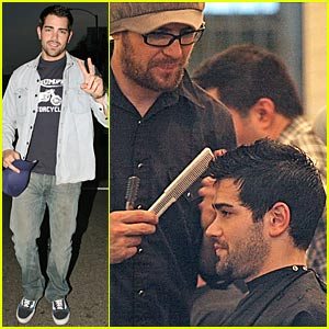 Jesse Metcalfe's Hollywood Haircut