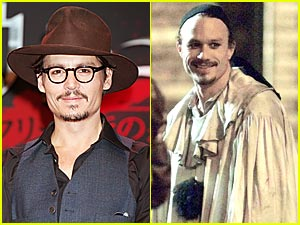 Johnny Depp to Replace Heath Ledger