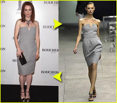 Fashion Faceoff: Yves Saint Laurent Dress