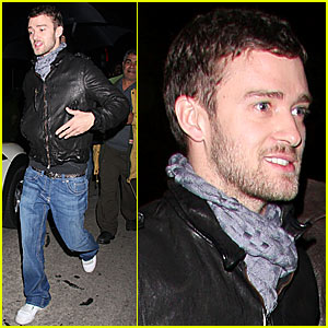 Justin Timberlake is a Madeo Man