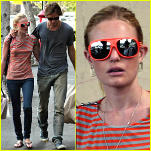 Kate Bosworth is a Laundry Warrior