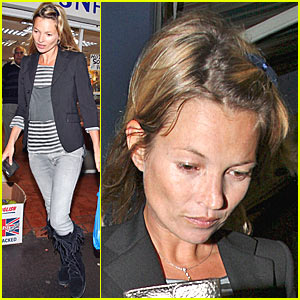 Kate Moss is 'Grade A' Market Fresh