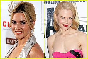 Kate Winslet is the New Nicole Kidman