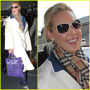 Katherine Heigl - Bax to LAX