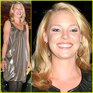 Katherine Heigl is a Katsuya Kat