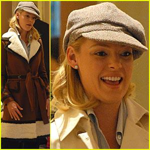 Katherine Heigl in 27 Coats