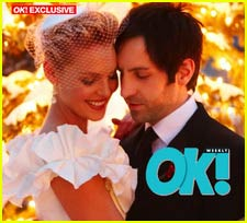 Katherine Heigl Wedding Pictures