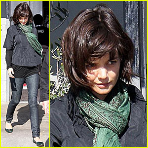Katie Holmes Love Joan Long Time