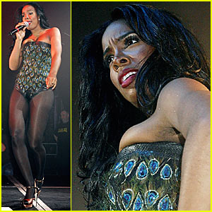Kelly Rowland Goes Gay
