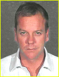 Kiefer Sutherland is a Free Man