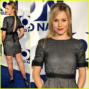Kristen Bell Backs Old Navy