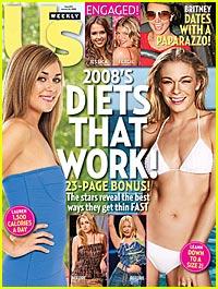 Lauren Conrad's Diet Works!