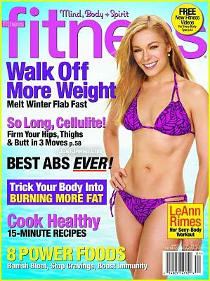 LeAnn Rimes: ABS ABS ABS