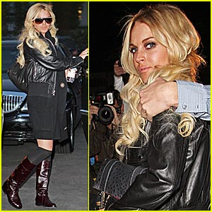 Lindsay Lohan: I Really Love My Marc Jacobs