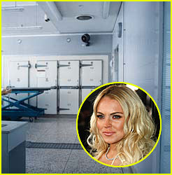 Lindsay Lohan to Work at Morgue