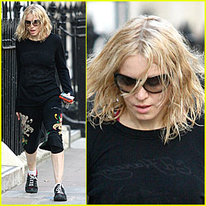 Madonna's Ankle Won't Keep Her Out of Super Bowl