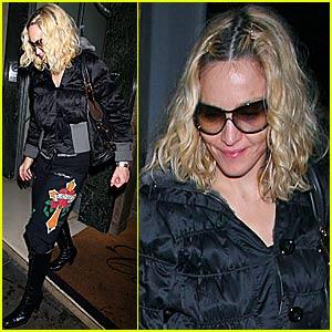 Madonna for Sunsilk