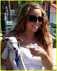 Mariah Carey's Puppy Love