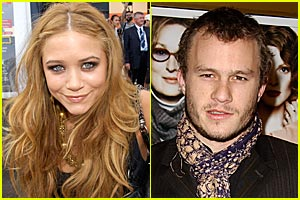 Mary kate olsen is dating