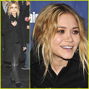Mary-Kate Olsen Does the Sun Dance