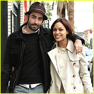 Mathieu Schreyer: Rosario Dawson's New Boyfriend