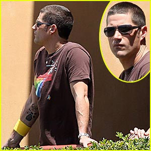 Matthew Fox: Lost For Humor