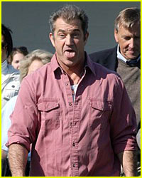 Mel Gibson Says It Out Loud and Proud