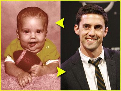 Milo Ventimiglia's Baby Picture