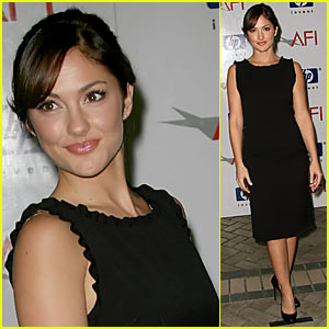 Minka Kelly @ AFI Awards 2008