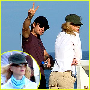 Nicole Kidman & Keith Urban: Bondi Bonding