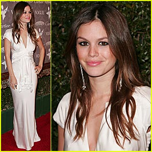 Rachel Bilson Supports The Art of Elyisum