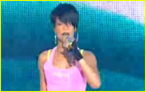 Rihanna's NRJ Awards Performance -- VIDEO