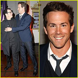 Ryan Reynolds @ Santa Barbara Film Festival