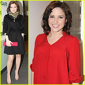 Sophia Bush's Monday Morning Gabfest