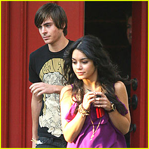 Zanessa's Weekend Romp