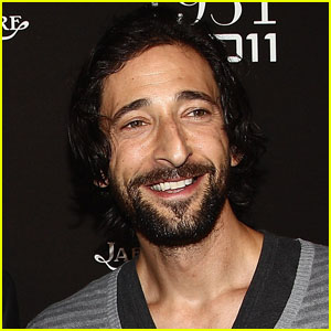 Adrien Brody is a Shirtless Stud
