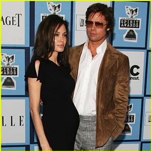 Angelina Jolie @ Film Independent's Spirit Awards