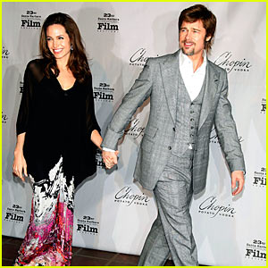 Angelina Jolie @ Santa Barbara Film Festival