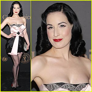 Dita Von Teese's Night to Benefit Raising Malawi